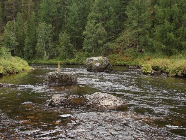 Река Ямбуй