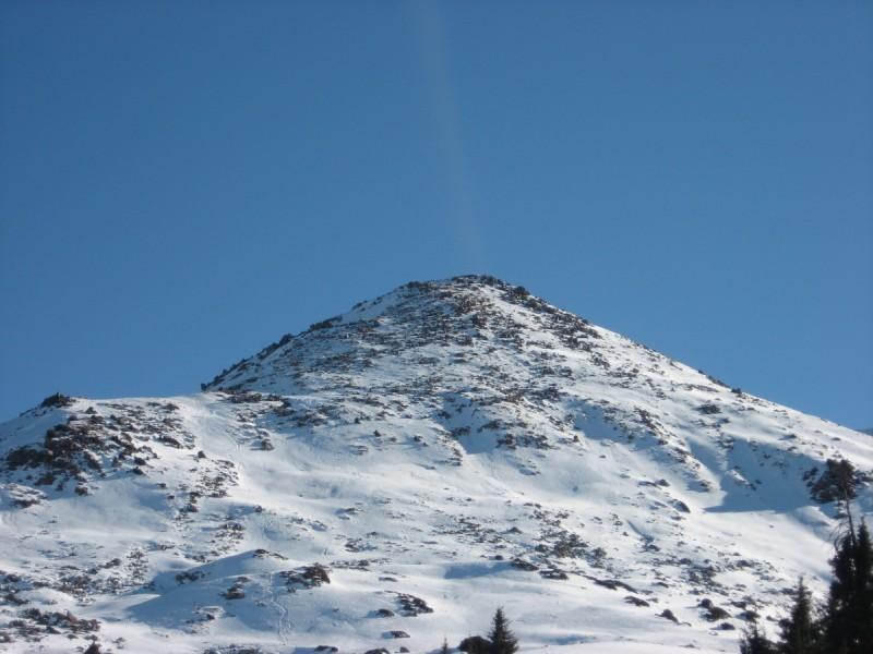 Гора Фурмановка, 3053 метра