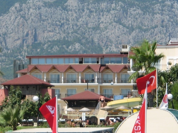 Отель L'oceanica