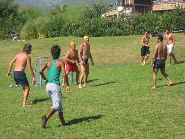 Футбол в L'Oceanica