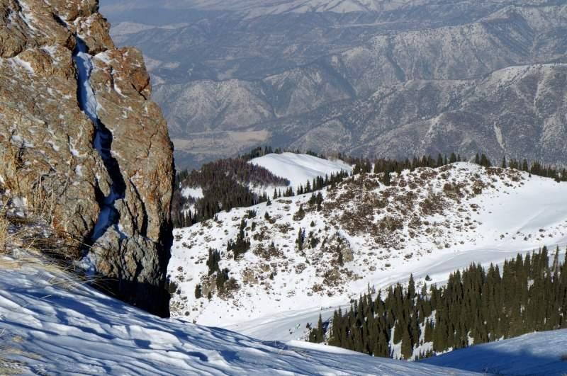 Вершина Три брата 2860 м