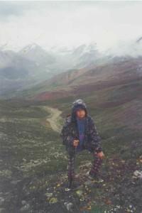 Подъем на перевал Алматы-Алагир