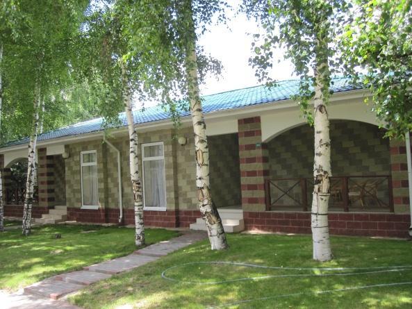 Коттедж Центра отдыха Радуга Иссык-Куль