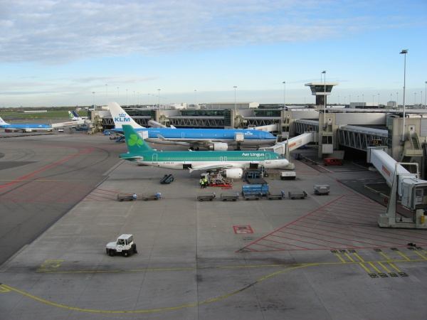 Аэропорт Скипол - Schiphol