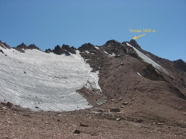 Вершина Титова