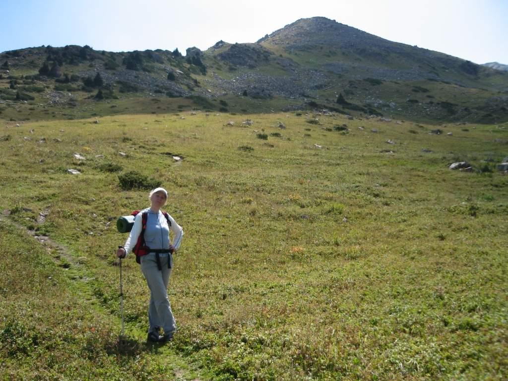 Гора Фурмановка 3053 метра