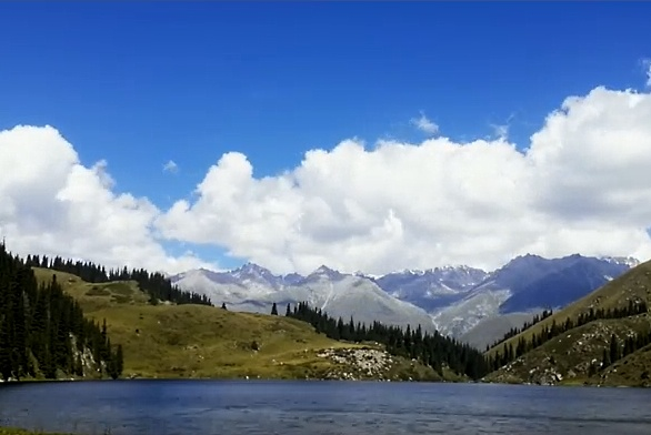 Озеро Кёль Когур