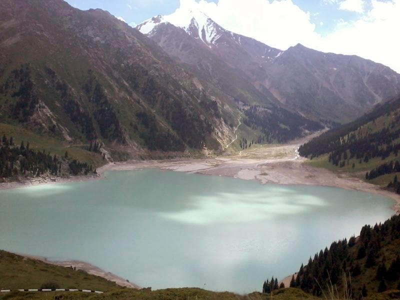 БАУ - Большое Алматинское озеро