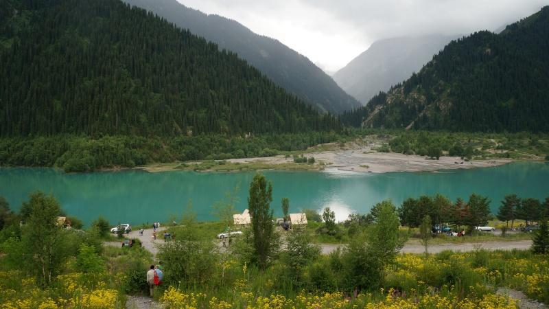 Иссыкское озеро