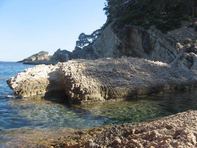 Скалистые берега возле Кемера