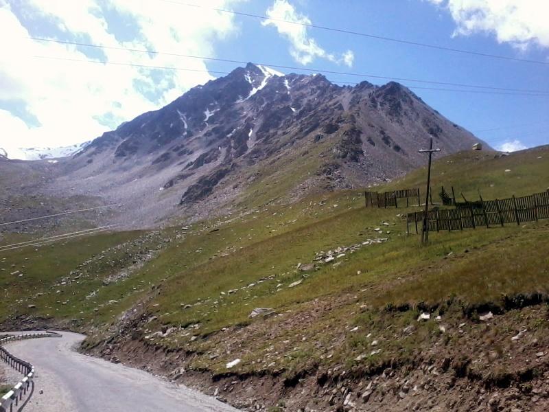 Гора Турист