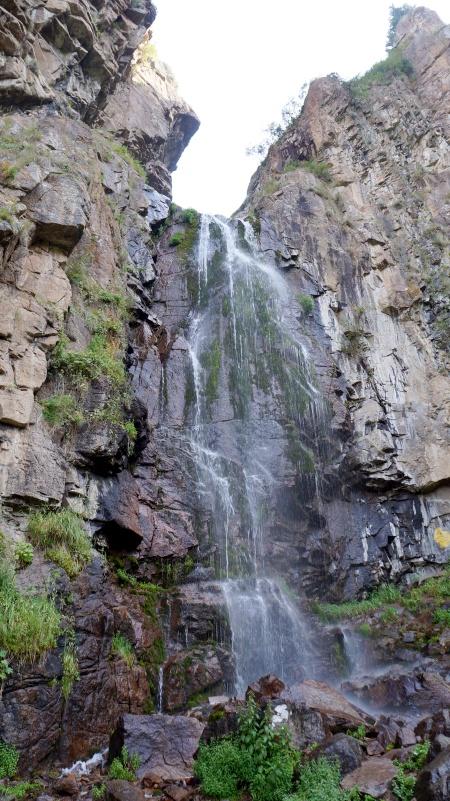 Нижний (Большой) Бутаковский водопад