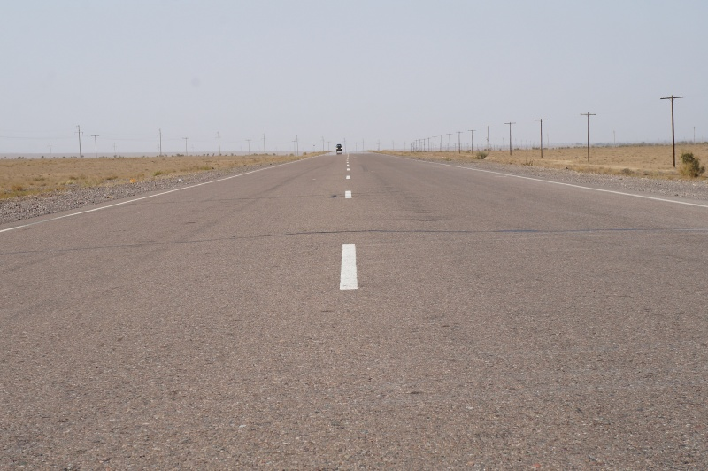 Китайская дорога от Чунджи до Кольжата