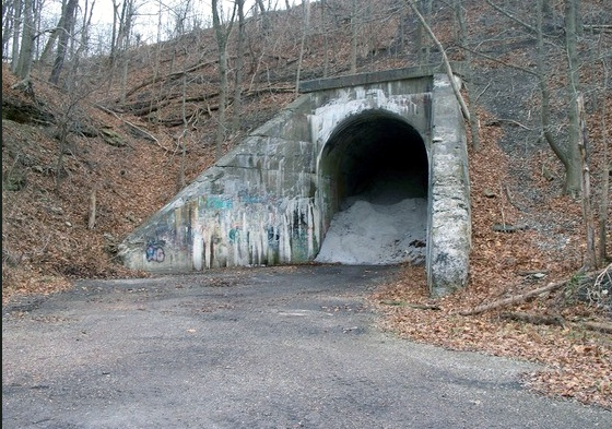 Туннель Зеленого Человека
