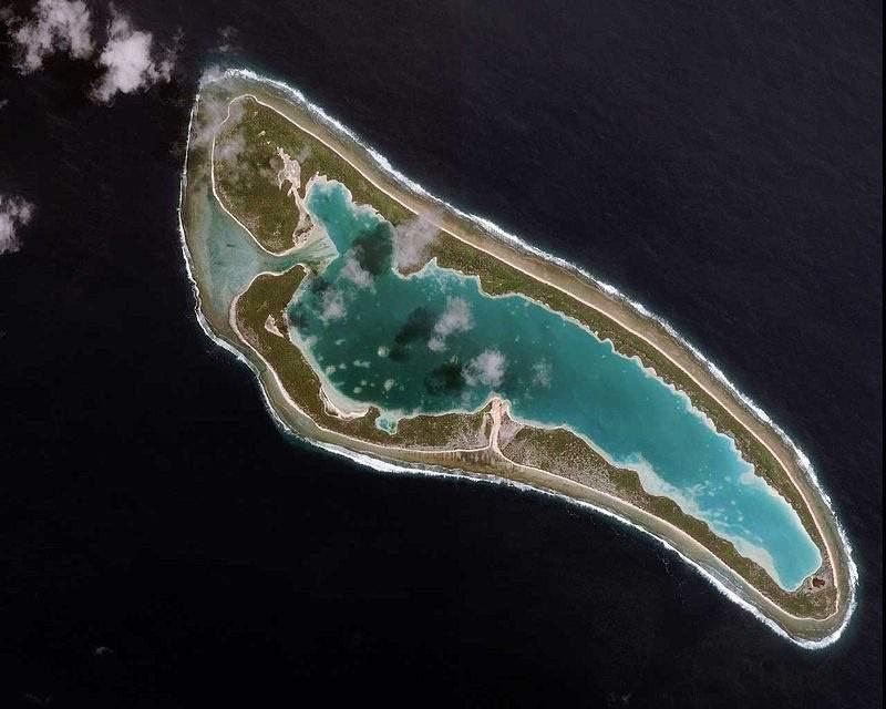 Остров Никумароро