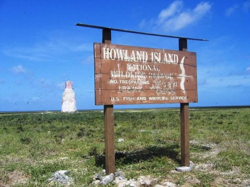 Остров Хауленд