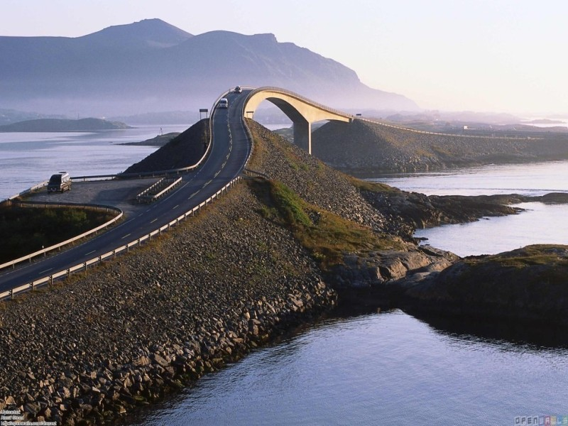 Атлантическая океанская дорога