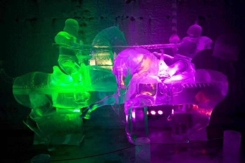 Музей льда Аврора