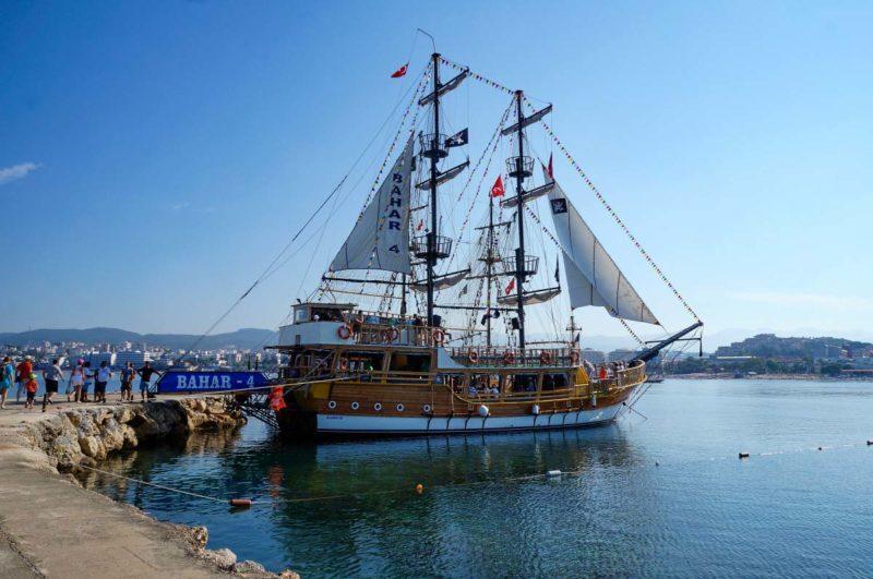 Яхта Bahar-4
