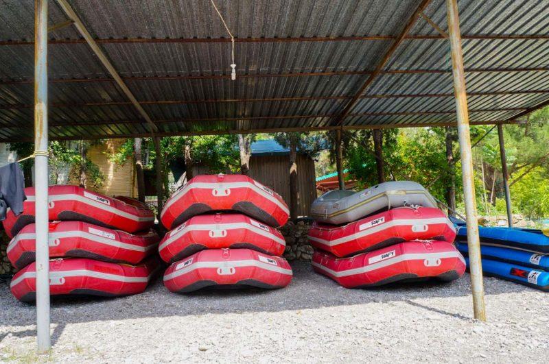 Лодки для сплава - рафты