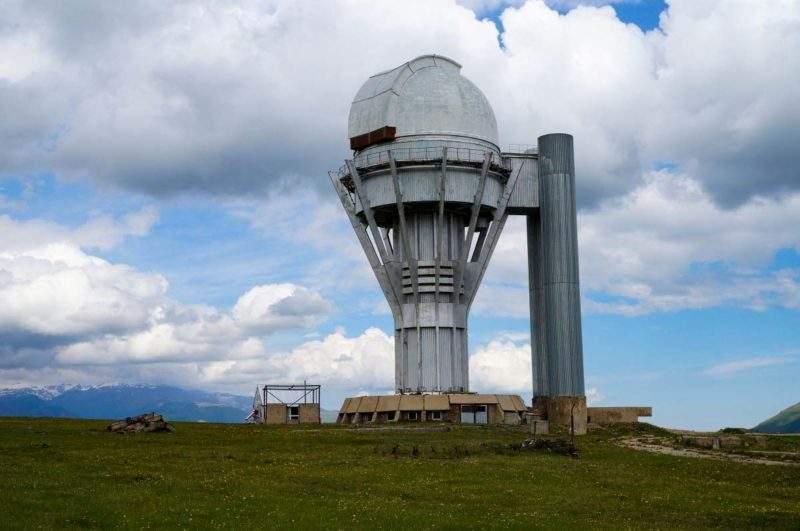 Обсерватория Ассы-Тургень, 1.5 м телескоп