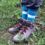 Брюки, заправленные в носки - защита от клещей