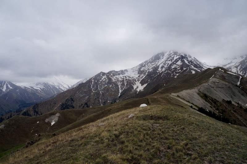 Гора Каскабас (2800 м)