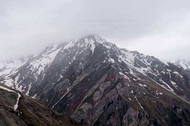 Пик Каменский (3627 м)