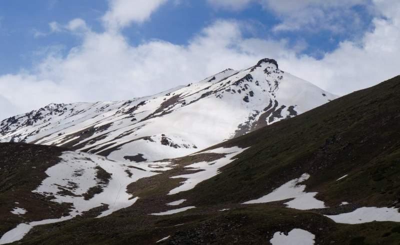 Пик Кумбельтау(3620 м)