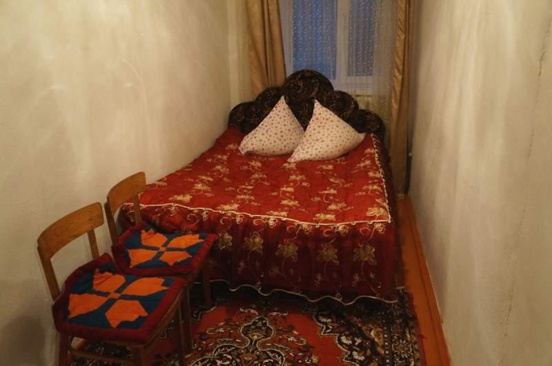 Двухместная комната в гостевом доме в селе Саты