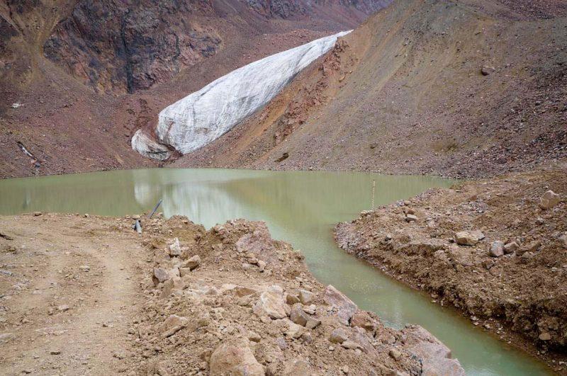 Сквозной канал из озера №6