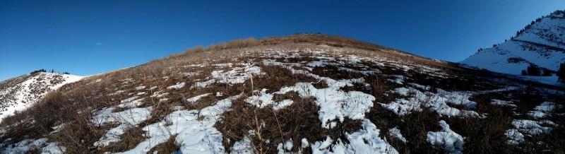 Гора Смотровая (2350 м)