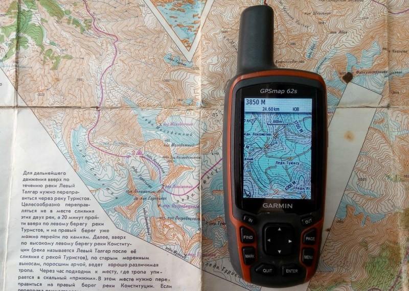 Как установить карту в Garmin с помощью SendMap
