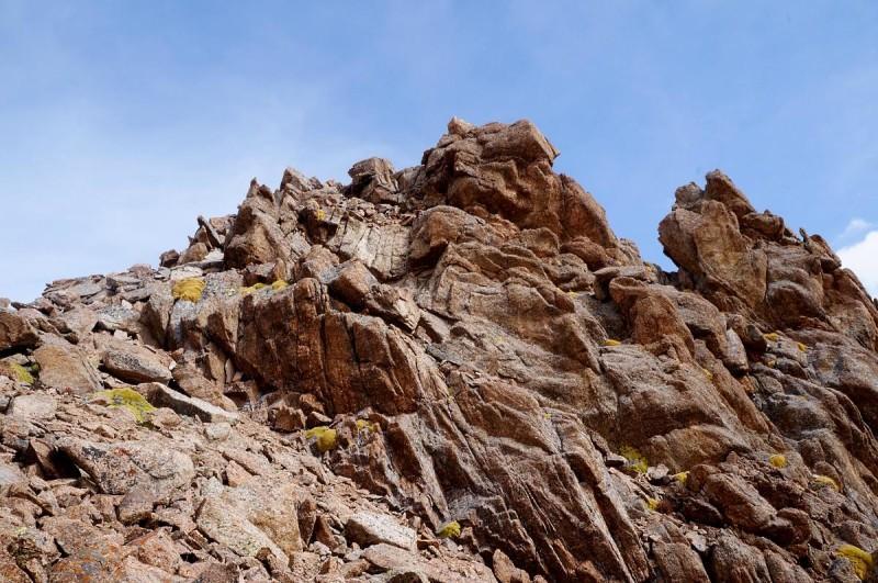 Пик Крошка (3722 метра)