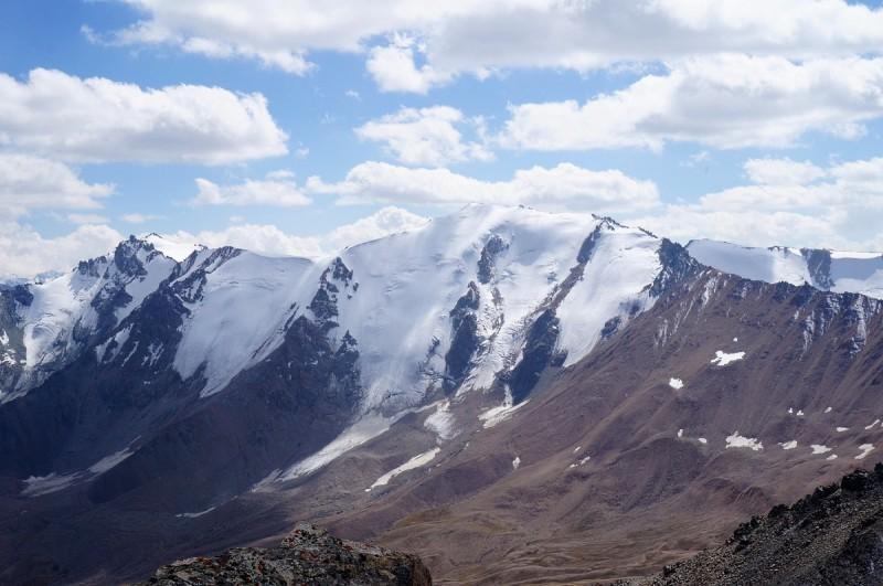 Гора Алагир (4225 м)