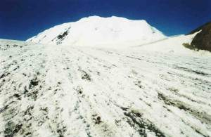 Ледник Жангырык