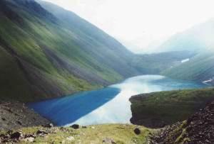 Озеро Жасыл-Коль