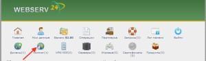 Регистрация домена и заказ хостинга на Webhost1