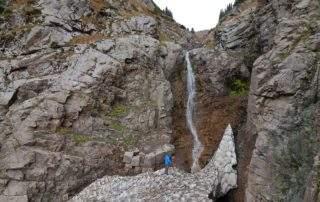 Верхний Бутаковский водопад