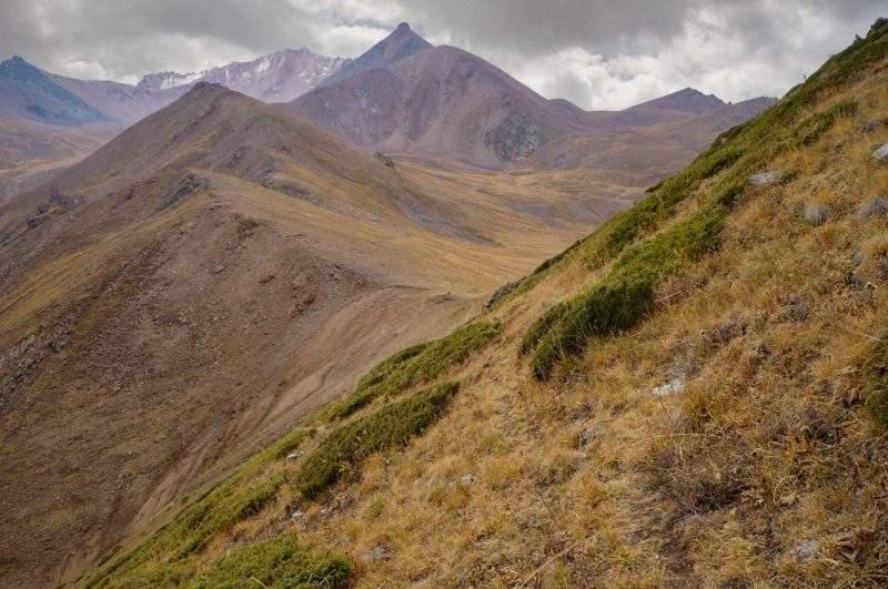 Перевал Трапеция