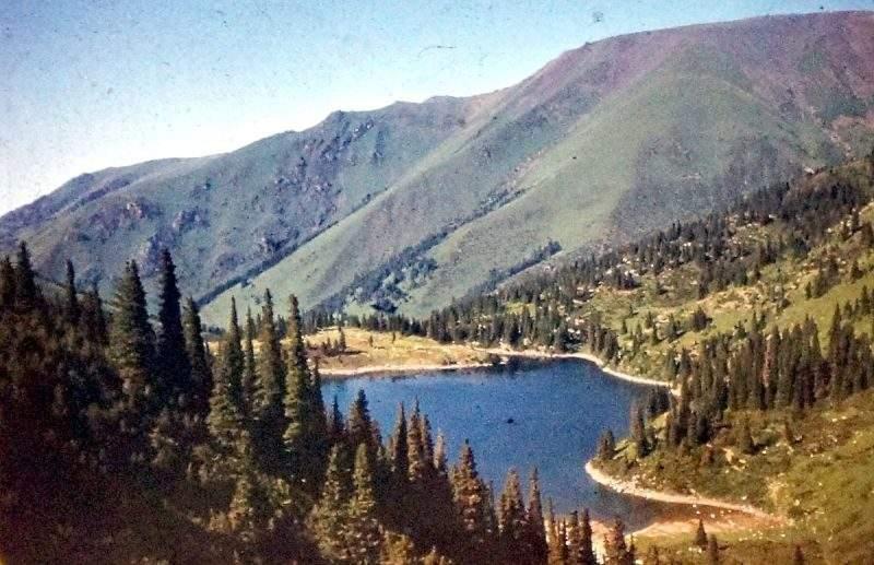 Верхнее Кольсайское озеро
