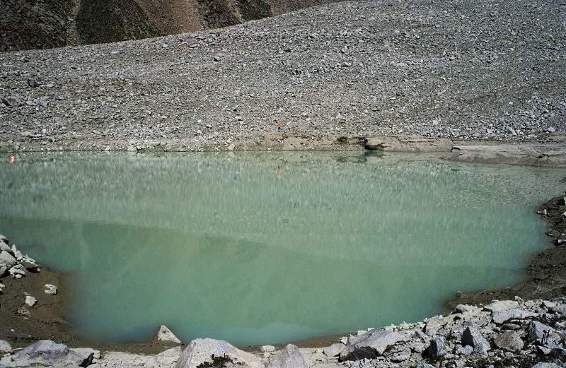 Карнизное озеро