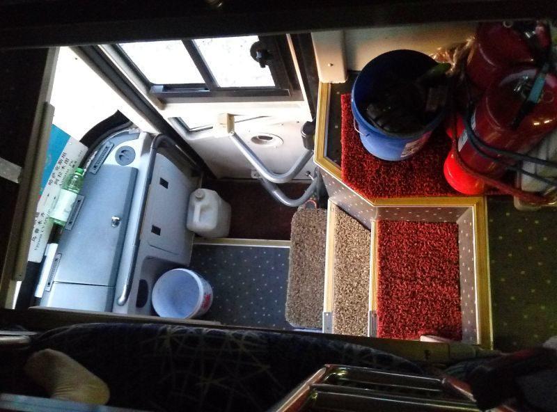 Автобус с лежачими местами