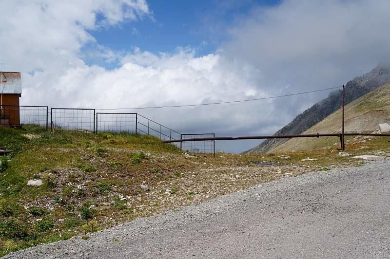 Перевал Жосалы Кезен, 3357 м