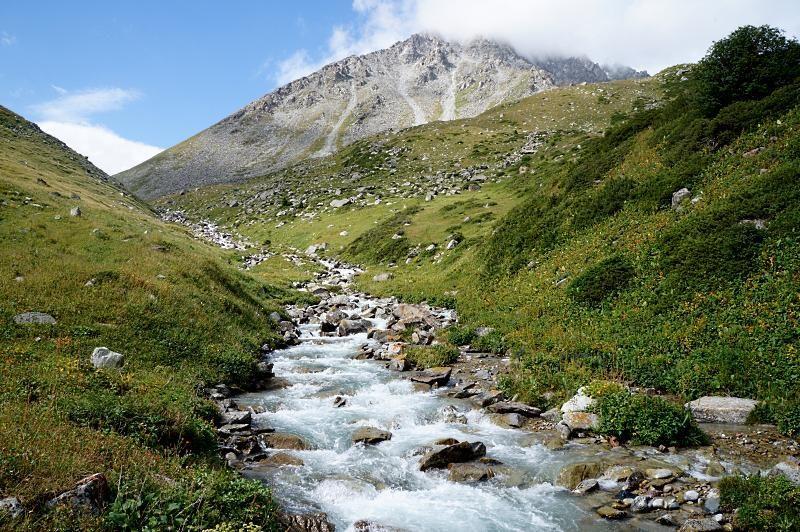 Гора Пила, 3790 м