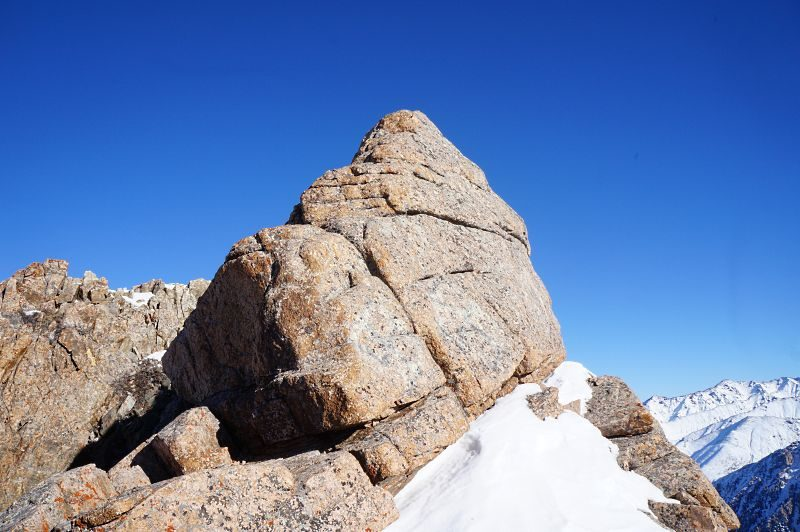 Чимбулачка, 3450 м