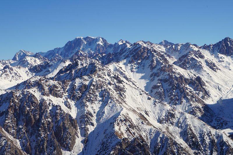 Пик Талгар, 4973 м