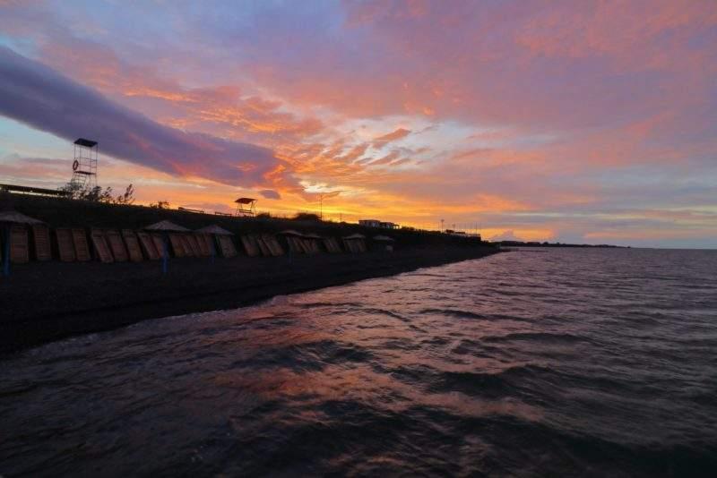 Озеро Алаколь