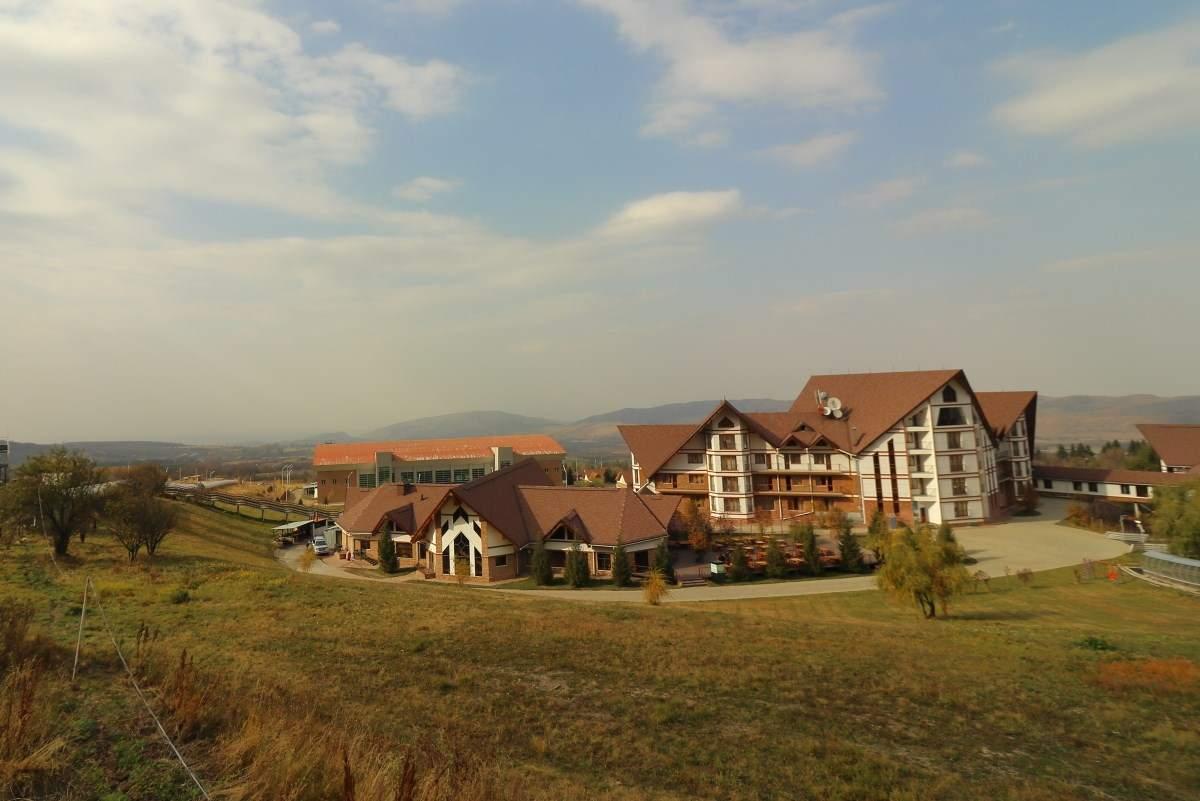 Горный курорт Акбулак