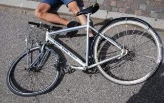 Велосипед и вред здоровью